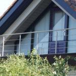 Balkon hekwerk modern